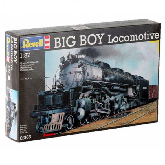 Big Boy Locomotive - REVELL 02165