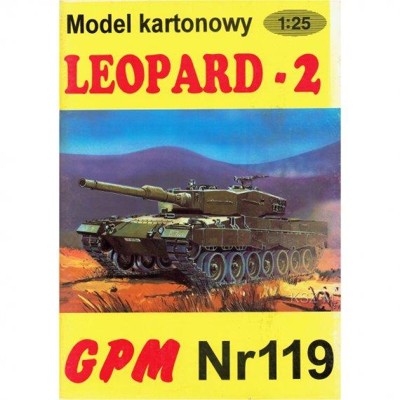 Leopard 2 - GPM 119