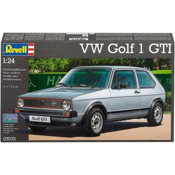 VW Golf 1 GTI - REVELL 07072