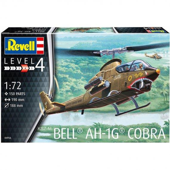 Bell AH-1G Cobra - REVELL 04956