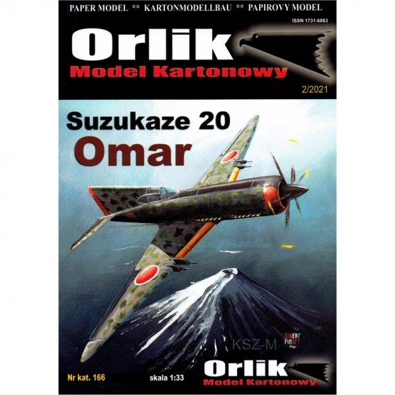 Suzukaze 20 Omar - Orlik 166