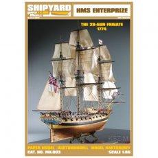 SHIPYARD 69 - HMS Enterprize