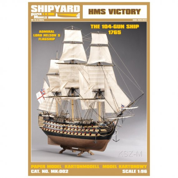 SHIPYARD 67 - HMS Victory