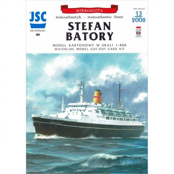 transatlantyk STEFAN BATORY - JSC 89
