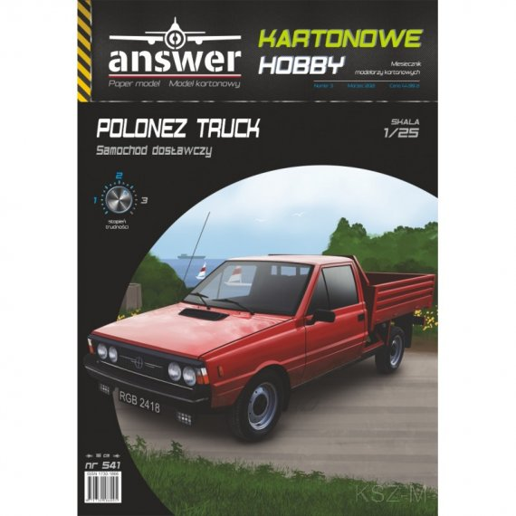 Polonez Truck - Answer 541