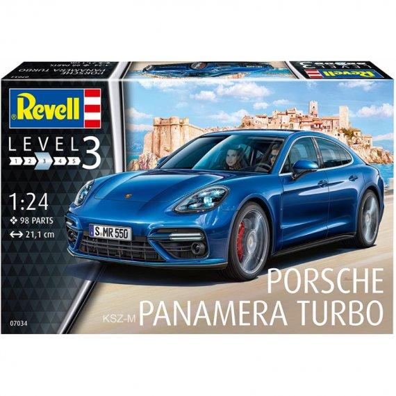 Porsche Panamera Turbo - REVELL 07034
