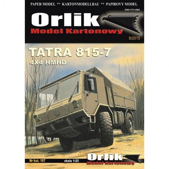 Tatra 815-7 4x4 HMHD - Orlik 107