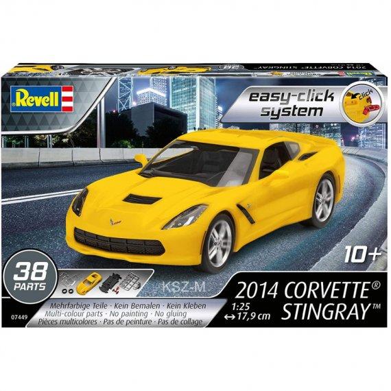 2014 Corvette Stingray - REVELL 07449