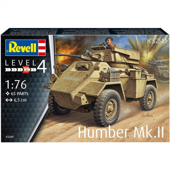 Humber Mk.II - REVELL 03289