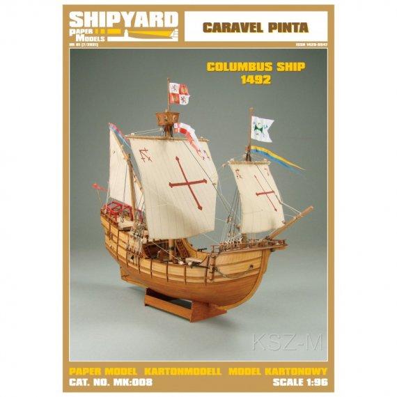 SHIPYARD 64 - Karawela Pinta