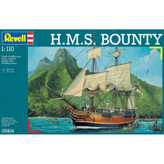 REVELL 05404 - H.M.S. Bounty