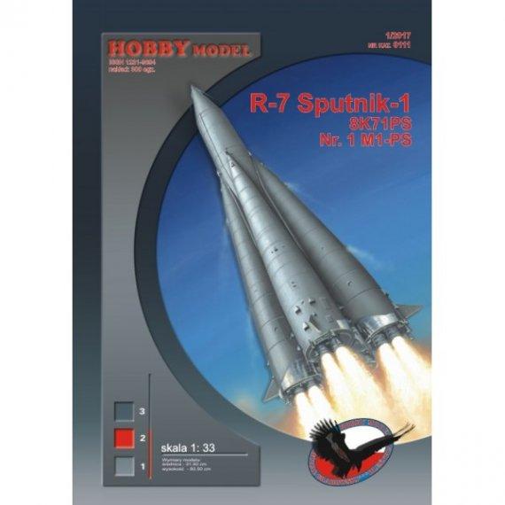 Hobby Model 112 - R-7 Sputnik-1