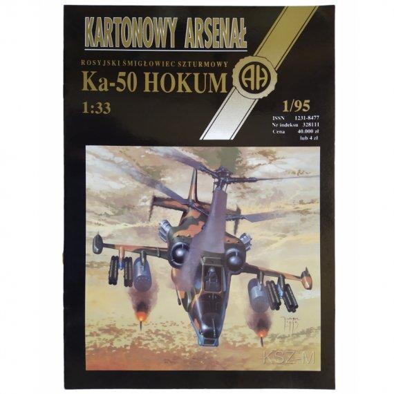 Haliński 1/95 - Ka-50 Hokum