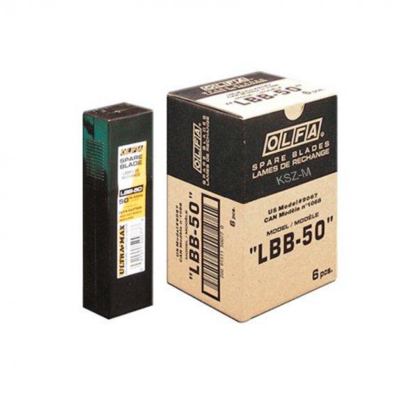 OLFA LBB-50 - 18 mm ostrza segmentowe