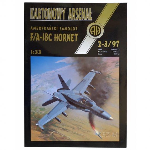 F/A-18C Hornet - Haliński 2-3/97