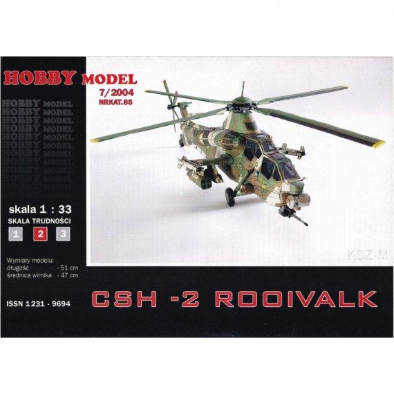 CSH -2 Rooivalk - Hobby Model 85