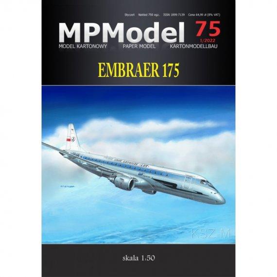 Embraer 175 PLL LOT - MPModel 75