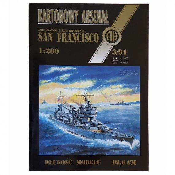 San Francisco - Haliński nr 3/94
