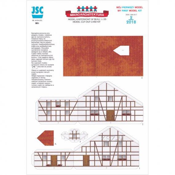 Domek - JSC 801