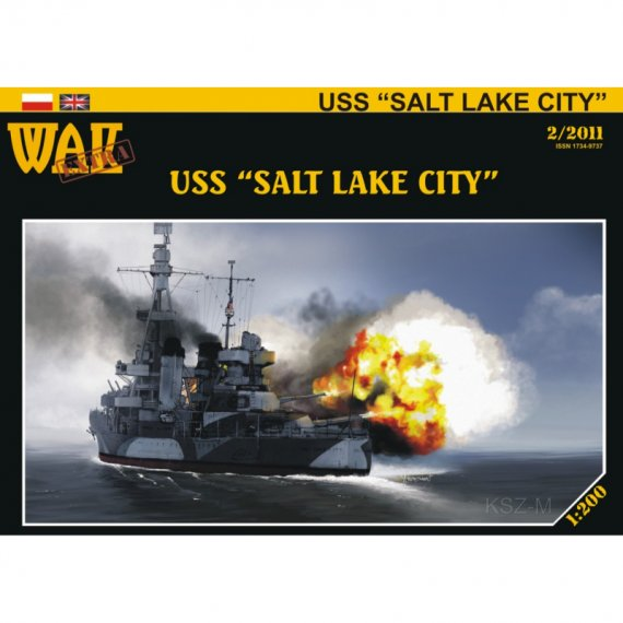 USS Salt Lake City - WAK 2/11