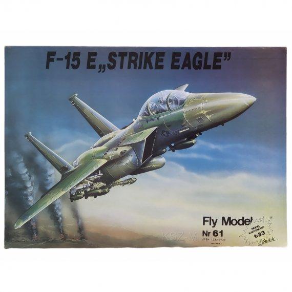 Fly Model 61 - Samolot F-15E Strike Eagle