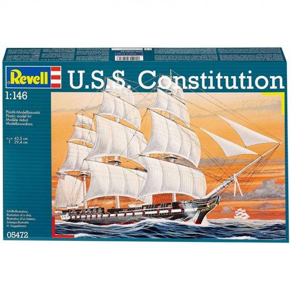 U.S.S. Constitution - REVELL 05472