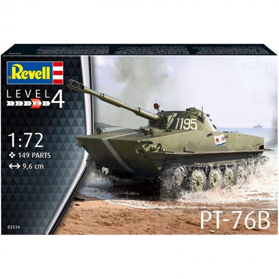 PT-76B - REVELL 03314