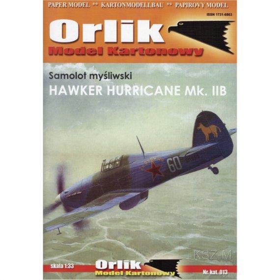 Hurricane Mk.IIB - Orlik 013