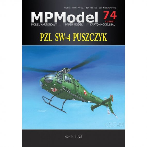 SW-4 Puszczyk - MPModel 74