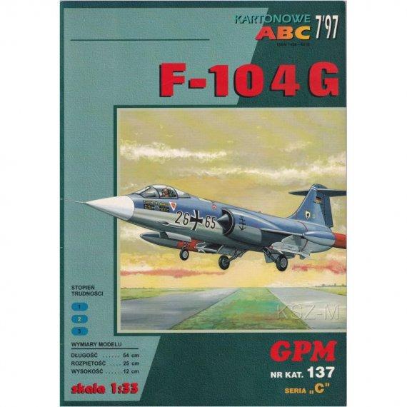 F-104 Starfighter - GPM 137