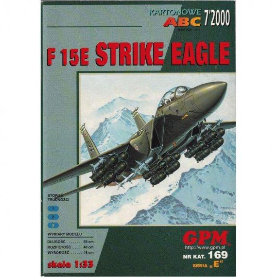 F-15E STRIKE EAGLE - GPM 169