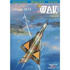 WAK 11/15 - Myśliwiec Mirage III CJ