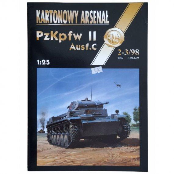 PzKpfw II Ausf C - Haliński 2-3/98
