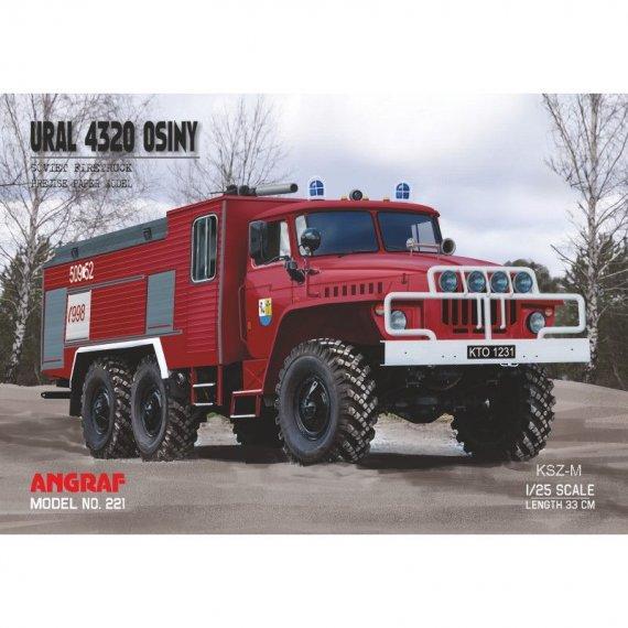 Ural 4320 Osiny - Angraf 221