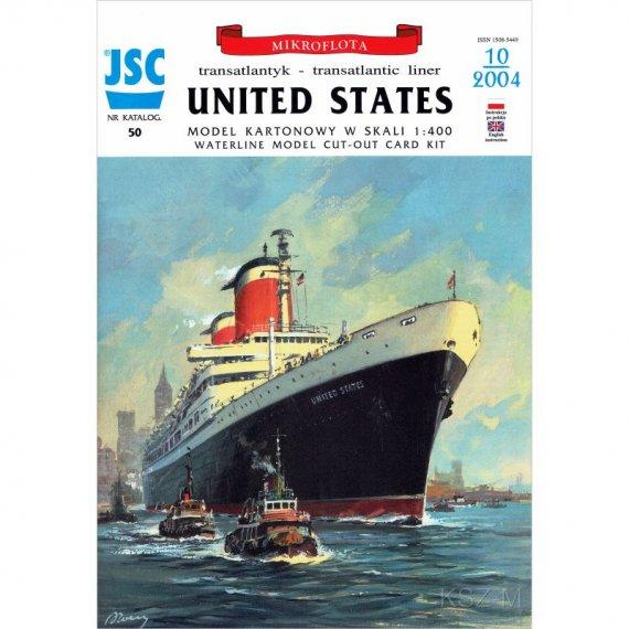 Transatlantyk UNITED STATES - JSC-050