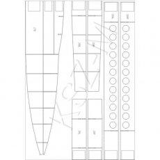 Laser do WAK 10/17 - USS Alabama SSBN-731