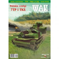 WAK 9/17 - Czołgi 7TP i TKS