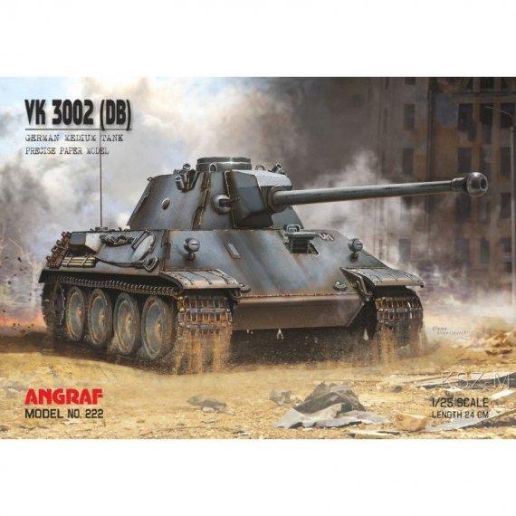 Czołg VK3002 (DB) - Angraf 222