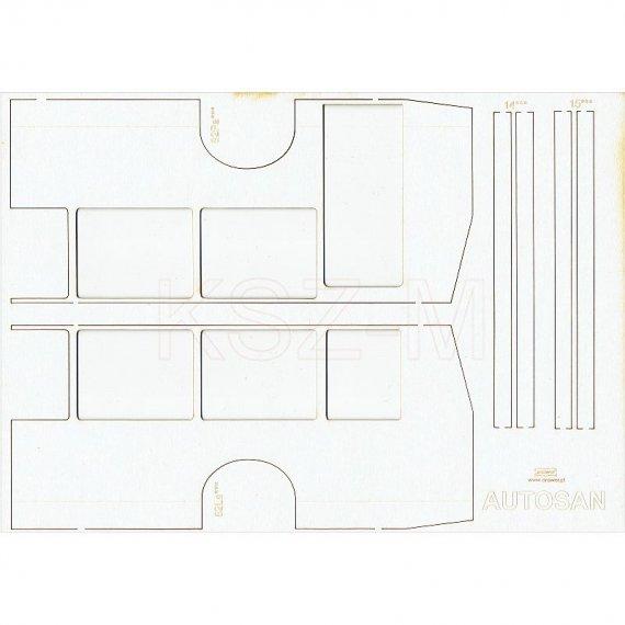 Szkielet, detale do Autosan H9-21 - Answer 2/10