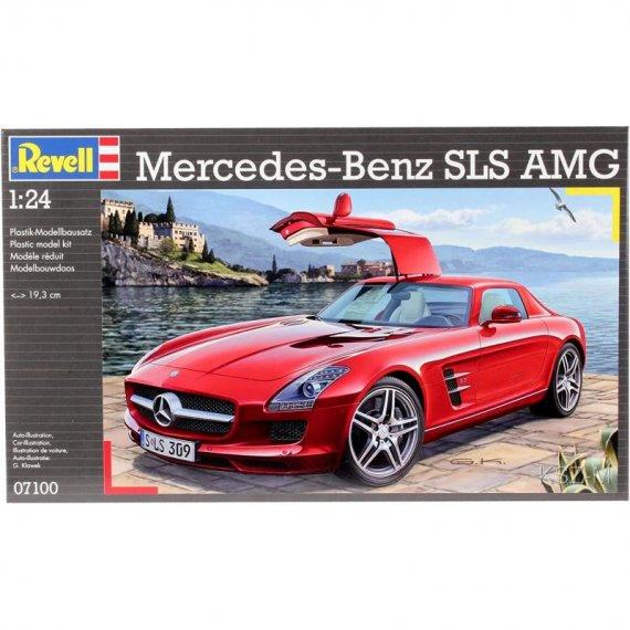 Mercedes-Benz SLS AMG - REVELL 07028