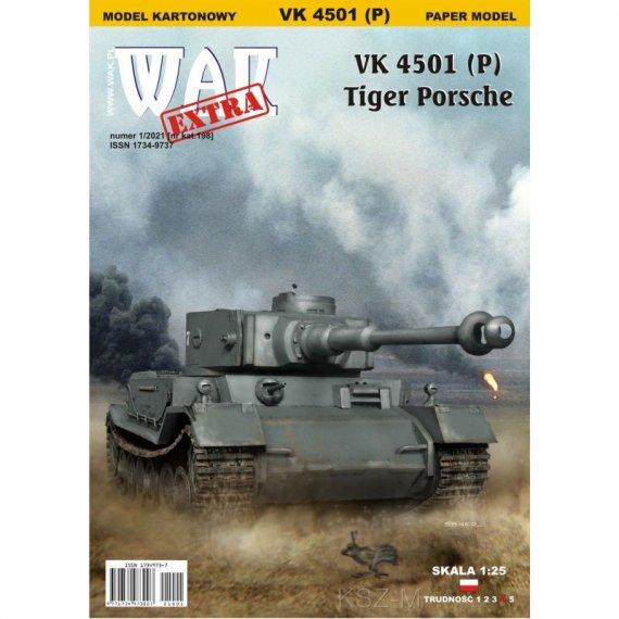 Tiger Porsche / VK 4501 (P) - WAK 1/21