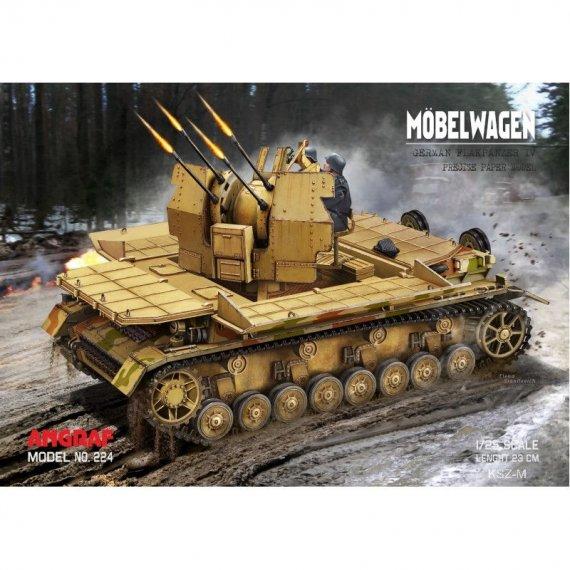 Flakpanzer IV Mobelwagen - Angraf 224