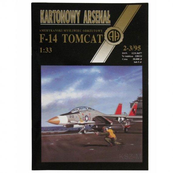 F-14A Tomcat - Haliński 2-3/95