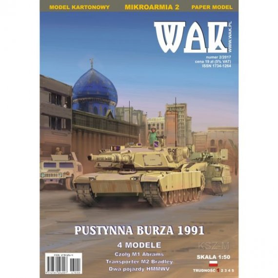 WAK 2/17 Mikroarmia 02 - Pustynna Burza 1991