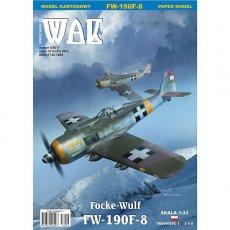 WAK 4/17 - Focke-Wulf FW-190F-8
