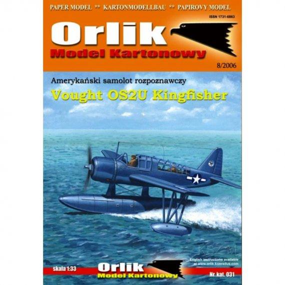 Samolot OS2U Kingfisher - Orlik 031
