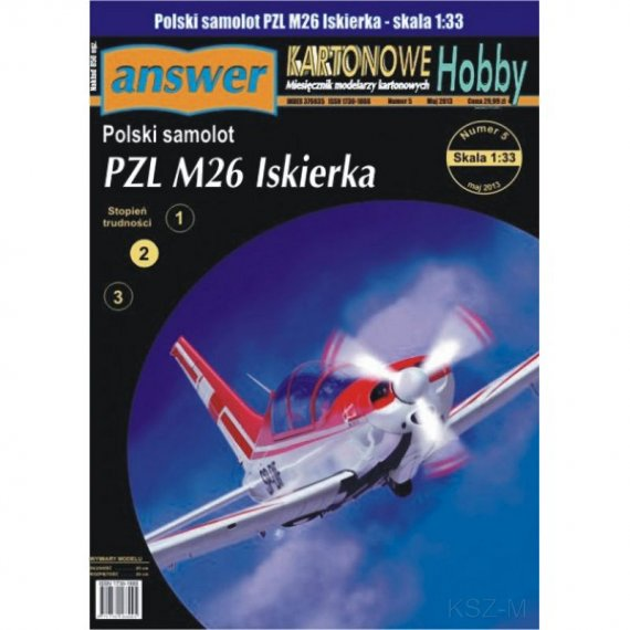 PZL M26 Iskierka - Answer 6/14