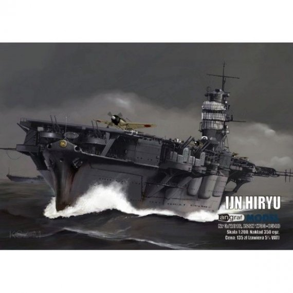 Angraf 2/17 - Lotniskowiec HIRYU