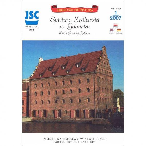 Spichrz Królewski w Gdańsku - JSC-217