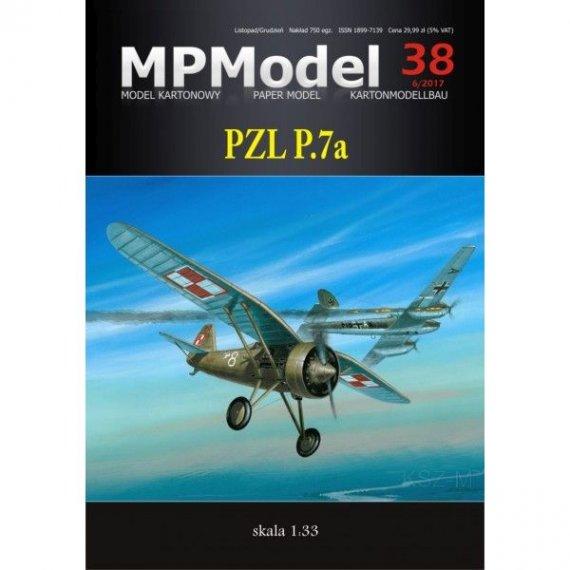 MPModel 38 - PZL P.7a